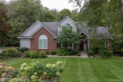 7161 Autumn Wood Dr, Brighton, MI 48116 - MLS#: 21511410