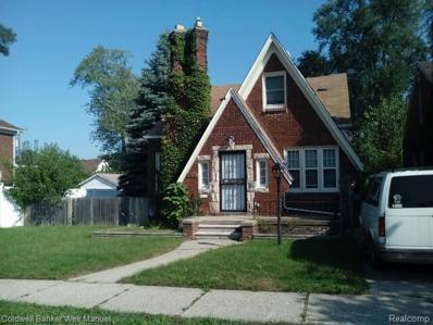 18230 Monica St, Detroit, MI 48221 - MLS#: 21511503