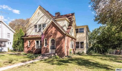 1013 Third St, Jackson, MI 49203 - MLS#: 21511702
