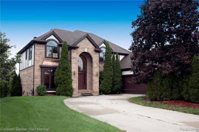 3636 Aynsley Dr, Rochester Hills, MI 48306 - MLS#: 21511862