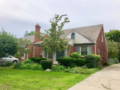 465 Kerby Rd, Grosse Pointe Farms, MI 48236 - MLS#: 21511925
