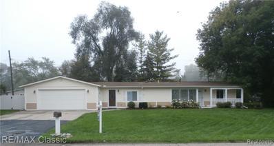 1176 Beta Rd, Walled Lake, MI 48390 - MLS#: 21511981