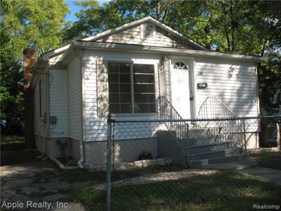 169 Howard McNeil St, Pontiac, MI 48341 - MLS#: 21512034