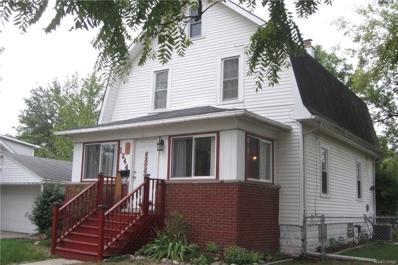 1244 6TH St, Wyandotte, MI 48192 - MLS#: 21512932