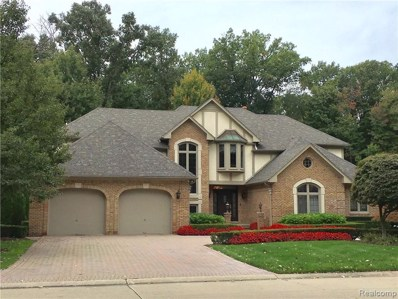 37135 Woodpointe Dr, Clinton Township, MI 48036 - MLS#: 21513477