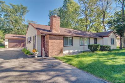 4041 Haggerty Rd, West Bloomfield, MI 48323 - MLS#: 21513578
