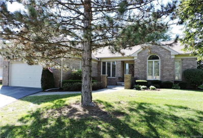 39753 Mount Elliott Dr, Clinton Township, MI 48038 - MLS#: 21513691