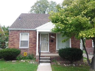16485 Eastburn St, Detroit, MI 48205 - MLS#: 21514156