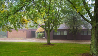 4545 Arrowhead, West Bloomfield, MI 48323 - MLS#: 21514248