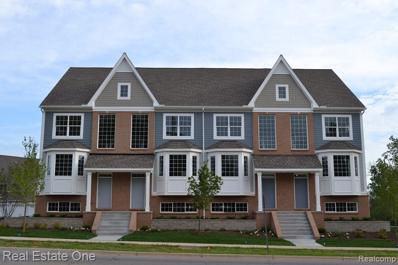589 Village Ln UNIT Unit#33>, Milford, MI 48381 - MLS#: 21514605
