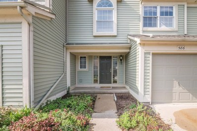 586 Liberty Pointe Dr, Ann Arbor, MI 48103 - MLS#: 21515005