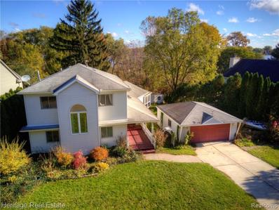 77 Leota Blvd, Waterford, MI 48327 - MLS#: 21515022