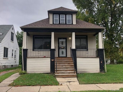18435 Dwyer St, Detroit, MI 48234 - MLS#: 21515141