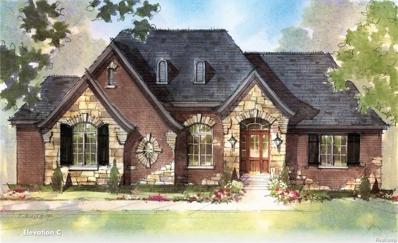 37576 Paula Ct, Clinton Township, MI 48036 - MLS#: 21515331