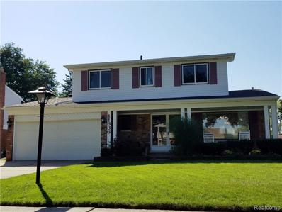 11636 Ebony Crt, Sterling Heights, MI 48312 - MLS#: 21515539