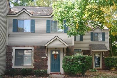 1558 Streamwood Crt, Rochester Hills, MI 48309 - MLS#: 21515546