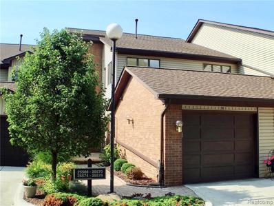 25570 Island View Dr S, Harrison Twp, MI 48045 - MLS#: 21515692