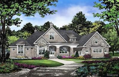 46115 White Pines Dr, Novi, MI 48374 - MLS#: 21515889