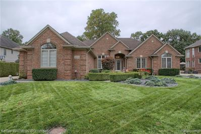 54335 Woodcreek Blvd, Shelby Twp, MI 48315 - MLS#: 21516305