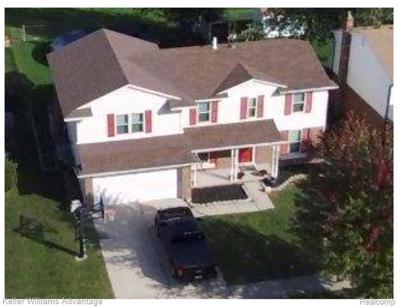 1440 Walnut Ridge Cir, Canton, MI 48187 - MLS#: 21516654