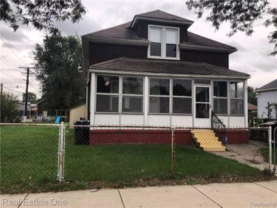 8031 Longworth St, Detroit, MI 48209 - MLS#: 21516703