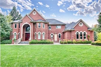 6700 Colby Ln, Bloomfield Hills, MI 48301 - MLS#: 21516790