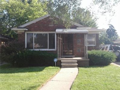 12716 Gunston St, Detroit, MI 48205 - MLS#: 21517617