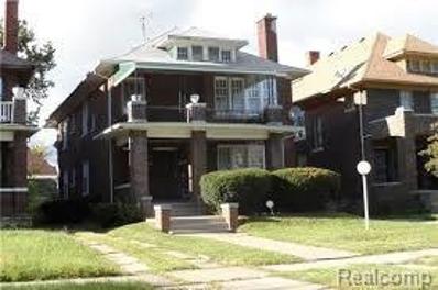 1448 Virginia Park St, Detroit, MI 48206 - MLS#: 21517676