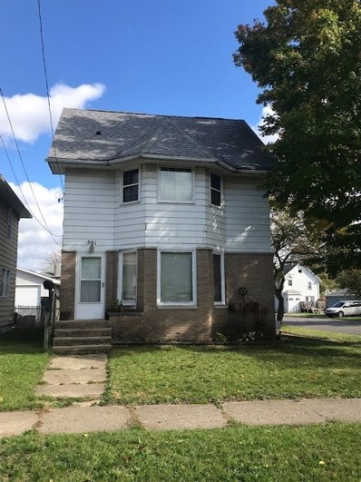 501 Pleasant St, Jackson, MI 49202 - MLS#: 21517705