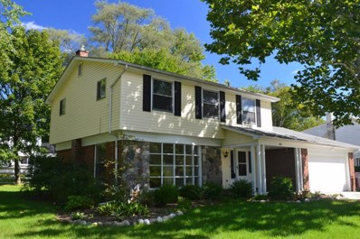 2865 Sorrento Ave, Ann Arbor, MI 48104 - MLS#: 21517718