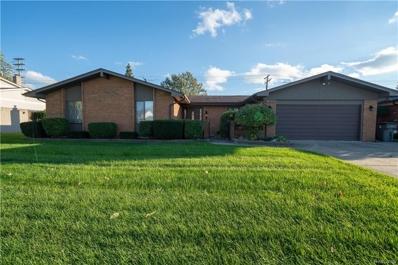 16724 Terra Bella St, Clinton Township, MI 48038 - MLS#: 21517727
