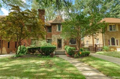 18925 Oak Dr, Detroit, MI 48221 - MLS#: 21518556