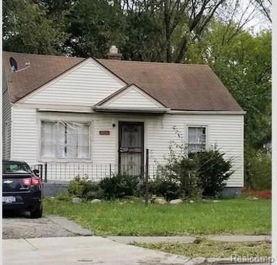 8546 Hubbell St, Detroit, MI 48228 - MLS#: 21519230