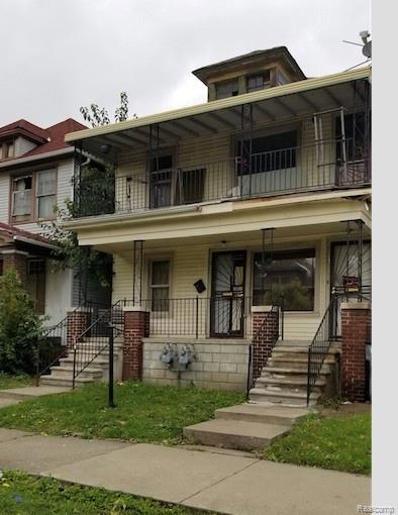 1704 Pingree St, Detroit, MI 48206 - MLS#: 21519234