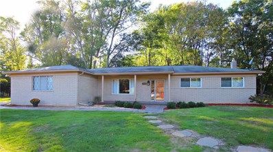 33133 Hopecrest Crt, Farmington Hills, MI 48336 - MLS#: 21519726