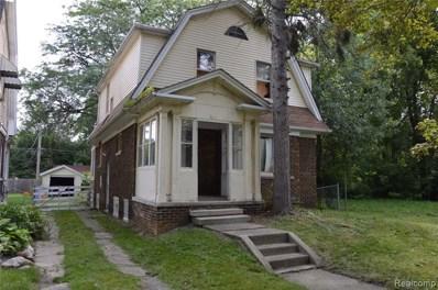 466 Chalmers St, Detroit, MI 48215 - MLS#: 21520236