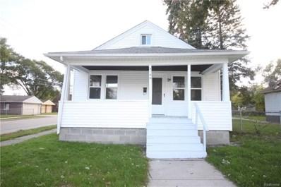 8166 Meadow Ave, Warren, MI 48089 - MLS#: 21520507