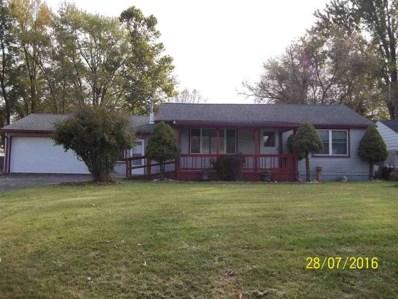 7116 Alger Drive, Davison, MI 48423 - MLS#: 21521164