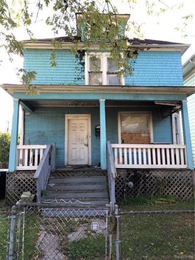 620 Leicester Crt, Detroit, MI 48202 - MLS#: 21521200