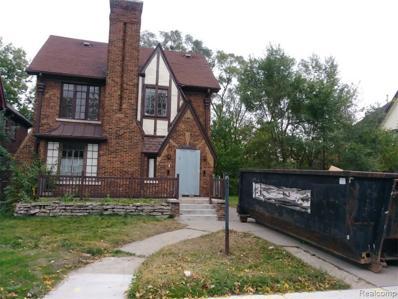 16786 Greenlawn St, Detroit, MI 48221 - MLS#: 21521414