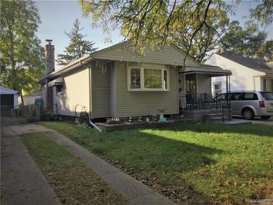 750 E Madge Ave, Hazel Park, MI 48030 - MLS#: 21521490