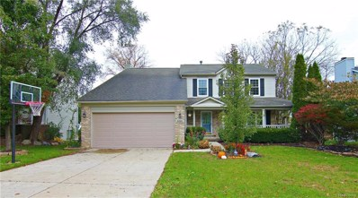 696 Oak View Ln, Milford, MI 48381 - MLS#: 21522650