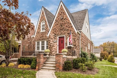 452 Madison, Grosse Pointe Farms, MI 48236 - MLS#: 21523038