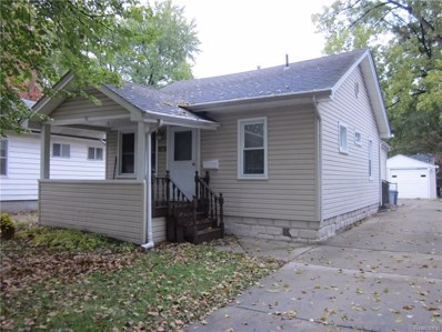 2120 Leitch Rd, Ferndale, MI 48220 - MLS#: 21523069