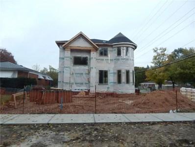 6804 Centralia St, Dearborn Heights, MI 48127 - MLS#: 21523267