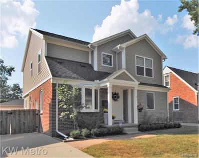 2931 N Blair Ave, Royal Oak, MI 48073 - MLS#: 21524699