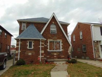 16237 Manor, Detroit, MI 48221 - MLS#: 21524701