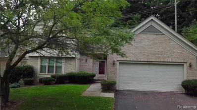 35599 Woodfield Dr UNIT Unit#12, Farmington Hills, MI 48331 - MLS#: 21524869