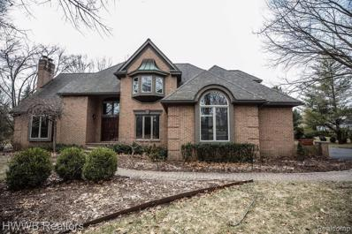 5975 Seville Cir, Orchard Lake, MI 48324 - MLS#: 21525159