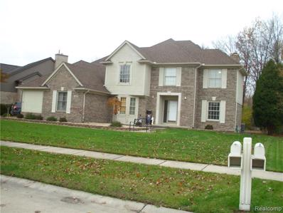 43890 Via Antonio Dr, Sterling Heights, MI 48314 - MLS#: 21525311